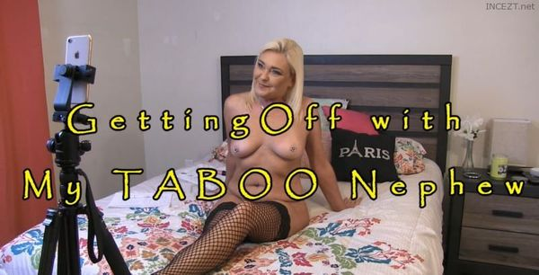 GETTING OFF WITH MY TABOO NEPHEW – Paris Rose HD 1080p