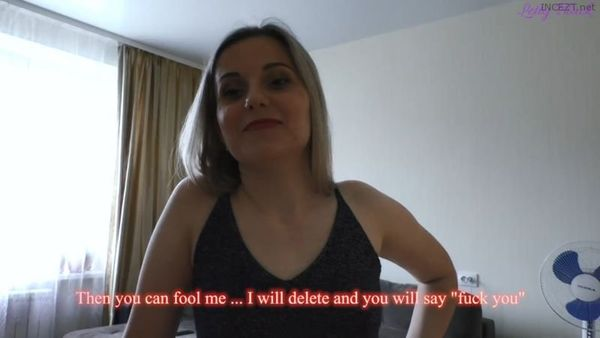 Russian Mom Agreed To Blowjob and Hot Fuck while Dad Was Not At Home HD 1080p