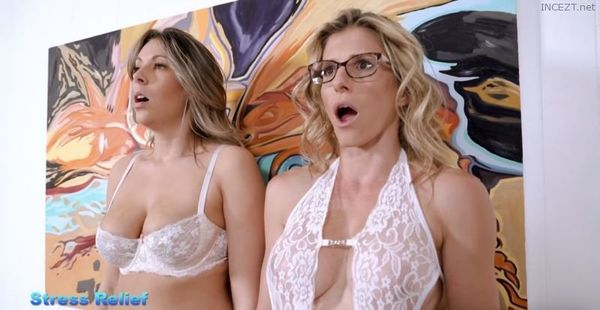 Nikki Brooks in Remote Control Wife – Stress Relief HD