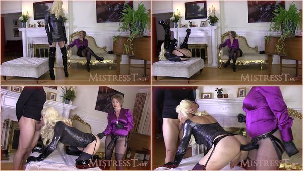 High Class Sissy Trained [FetishMania] Mistress T (600 MB)