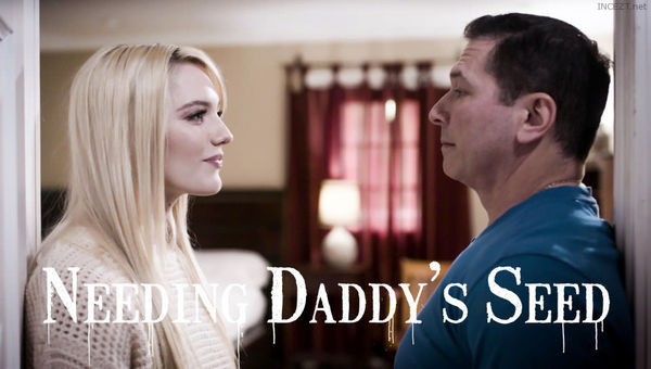Needing Daddy's Seed – Kenna James HD [Untouched 1080p]