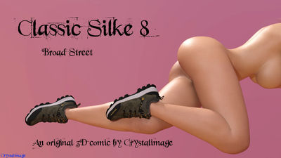 [CrystalImage] Classic Silke Part 8 - Broad Street [3D Porn Comic] anal