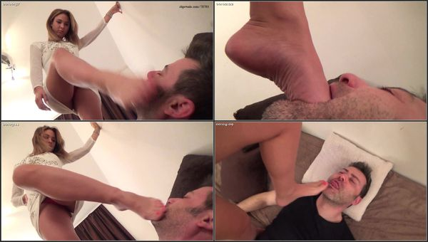 Hard Foot Humiliation [Clips4Sale] Sakura (480p)