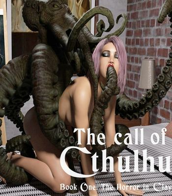 [Gonzo] The Call Of Cthulhu Part 1-3 [3D Porn Comic] rape