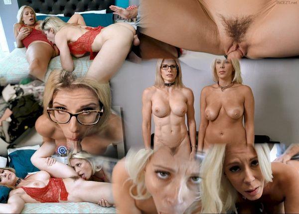 Elsa Jean Pov Threesome