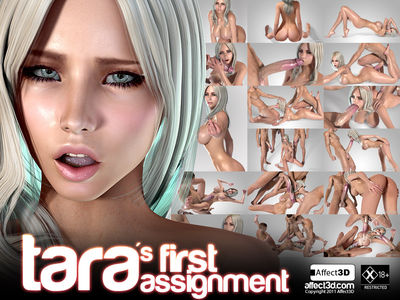 [Miro] Tara's First Assignment [3D Porn Comic] bukkake