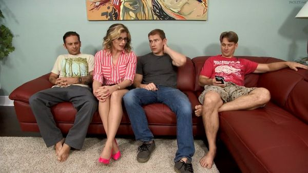 CORY CHASE TABOO FAMILY ANAL and DP HD