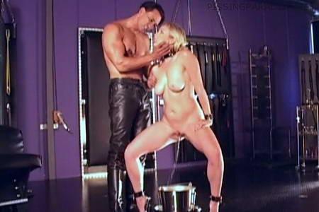 Raw sexual devotion!