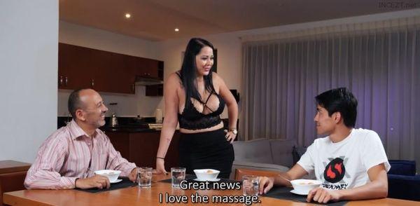 Pamela Rios – Rough Sex With Stepson And Stepmom HD