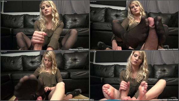 Secretary Blackmail Footjob [Clips4Sale] Maia Evon (1080p)