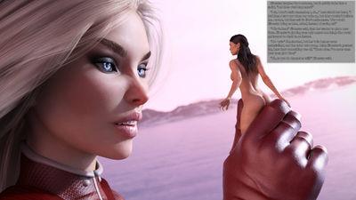 [LFCfanGTS] The Rise of Silverstar [3D Porn Comic] soft guro