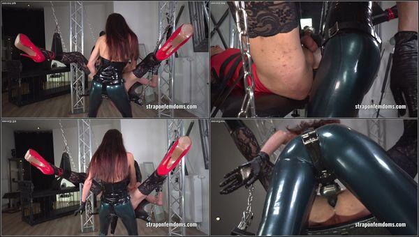 The Whore [StraponFemdoms] Mistress Susi (360 MB)