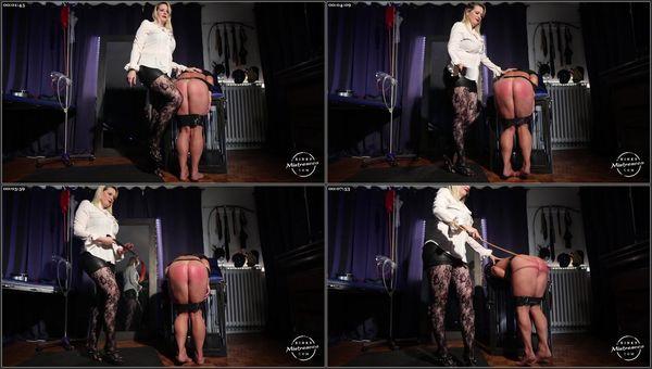 Corporal Punishment Slave [KinkyMistresses] Domina M (281 MB)