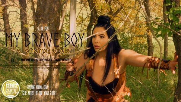 Korina Kova – My Brave Boy Viking Tale HD 1080p