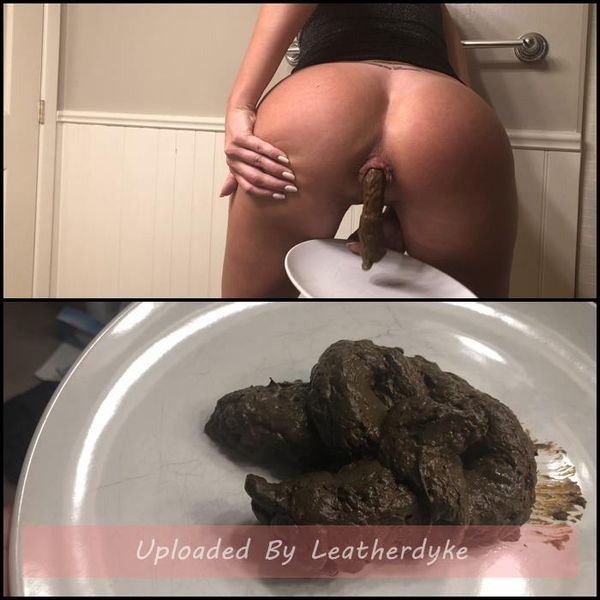 Sexy dress creamy shit on a plate with TinaAmazon | Full HD 1080p | Release Year: October 31, 2019