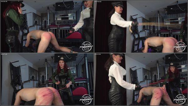 The Caning Slut [KinkyMistresses] Dominatrix Dinah (391 MB)