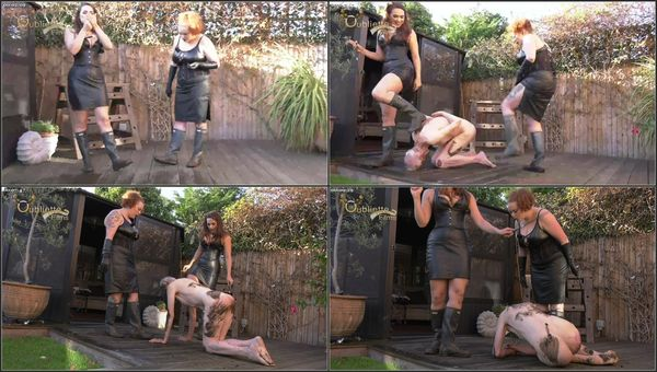 Mud Licking Pig [OublietteFilms] Goddess Serena (1.03 GB)