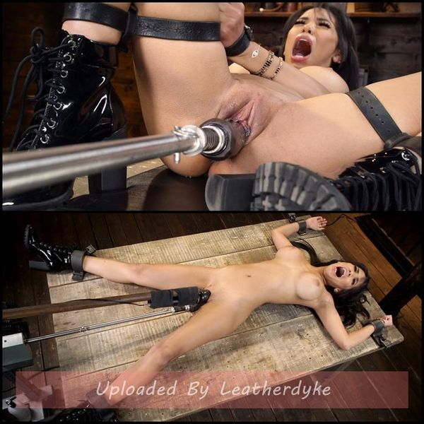 Gia Milana: Big Titted Beauty In Bondage Getting Machine Fucked | HD 720p | Release Year: Nov 08, 2019