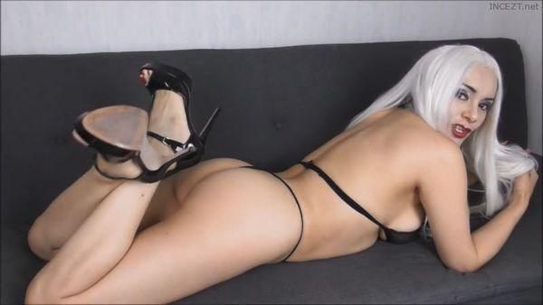 Sissification Role Play and Fake Squirt Sissi Viter HD 1080p