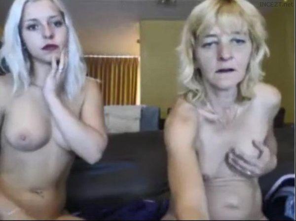 Mature Mother Daughter Lesbian