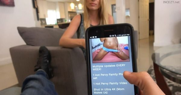 Rachael Cavalli – Playing Dirty Dice with Mom HD
