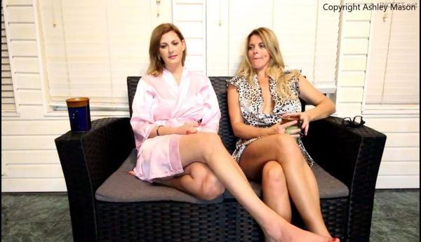 Ashley Mason – Mommys Morning Wood HD