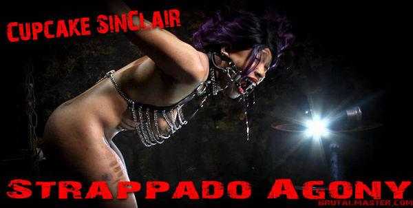 Cupcake Sincler - Strappado Agony | Full HD 1080p | Sala Release: Nov 18, 2019