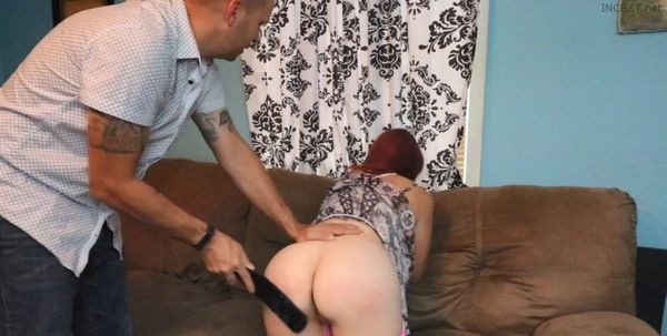 My Taboo Dom Daddy Punishes His Submissive Slut Slave Hd 1080p