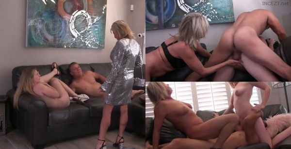 Payton Hall Old Family Taboo in HD