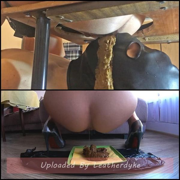 MistressAnna - Brownie Dinner + Bonus Video