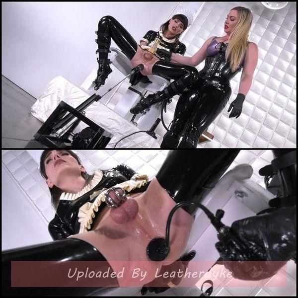 Lexi Sindel & Natalie Mars - Femdom Fuck-menyuam roj hmab