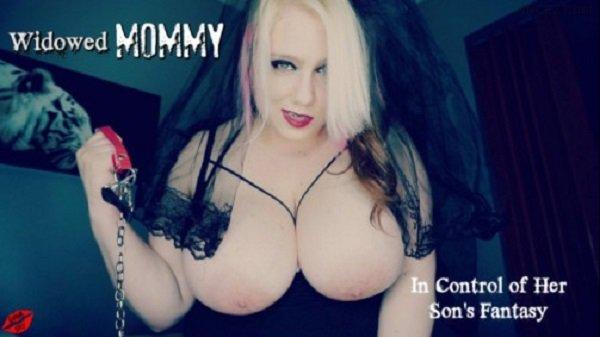 Clubdinasky – Widowed Mommy: Son's Fantasy HD 1080p