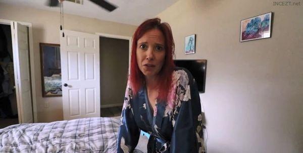 Mom Helps Son Cum Before School – Jane Cane HD 1080p