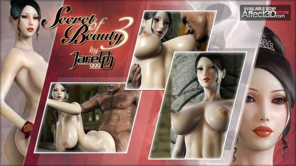 [Jared999D] [3D Hentai Anime] Secret of Beauty Part 3 (2015) HD 720p