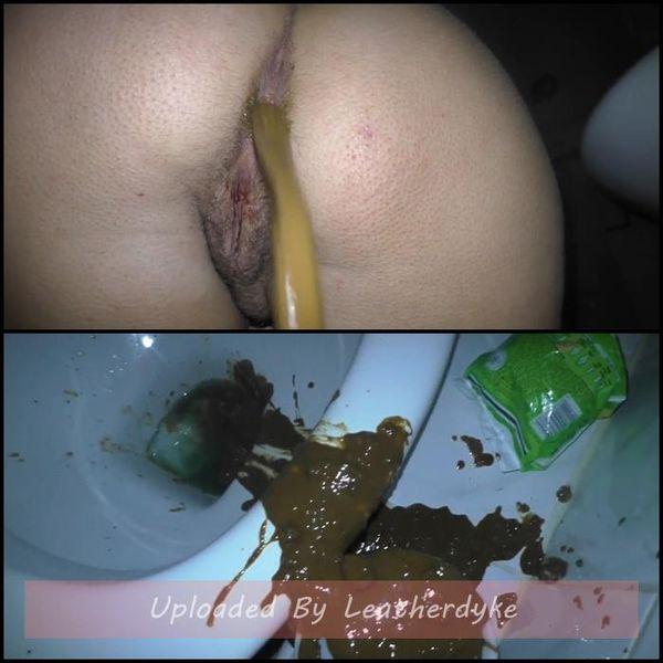 A diarrhea everywhere with HotDirtyIvone