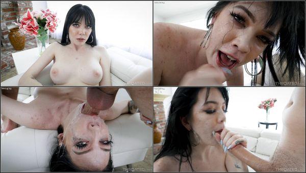 Goth Throat - Leda Elizabeth - FetishMania (2.4 GB)