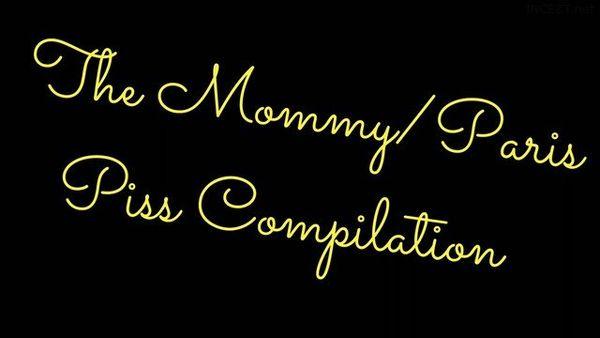 The Mommy-Paris P1ss Compilation – Paris Rose HD 1080p