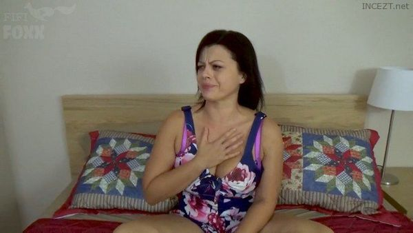 Remote Controlled Mommy: Perverted Son Forces Mom to Fuck Him, POV HD