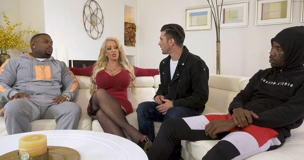 Watching My Mom Go Black – Alura Jenson's Second Appearance HD [Untouched 1080p]