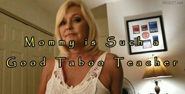 Mommy Is Such A Good TABOO Teacher – Paris Rose HD 1080p