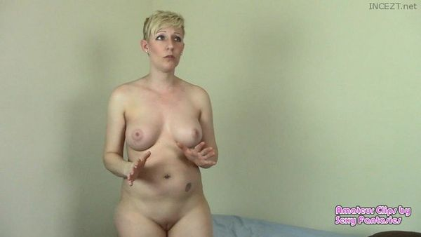 Nudist Mom Gives POV Handjob and Rides Cock to Ruined Orgasm Because You Enjoy it Too Much – Brittany Lynn HD 1080p