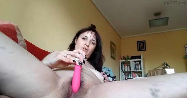 Chapter 2: Mom Masturbates Before Your Eyes And Encourages You to Wank Your Cock, She Cums Like a Bitch, Creamy Pussy Close-Up – Angieholics HD
