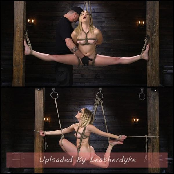 Katie Kush: Blonde, All Natural, Flexible Slut in Grueling Bondage | HD 720p | Release Year: Feb 26, 2020