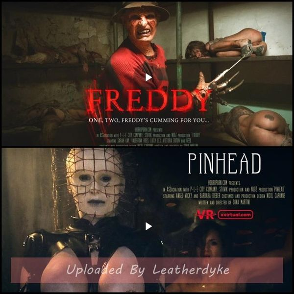 Freddy in 180° (Virtual Reality)