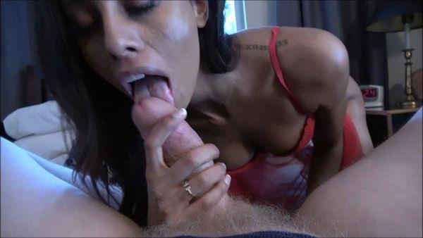 Kylie Le Beau – Ebony Mom Satisfies Horny Son HD