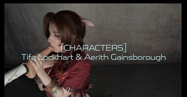 Cover Lana Rain – Tifa & Aerith Confess Their Feelings 4k