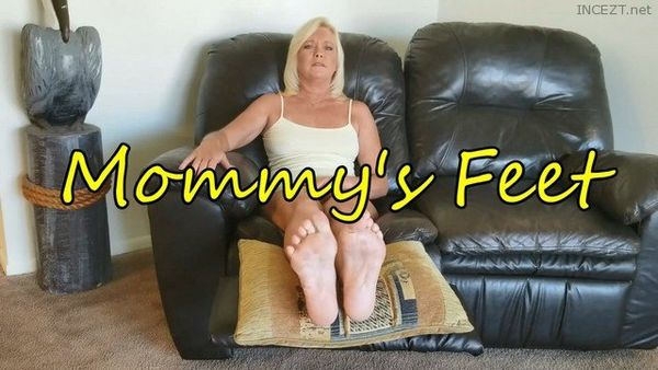 Mommy's Feet – Paris Rose HD 1080p