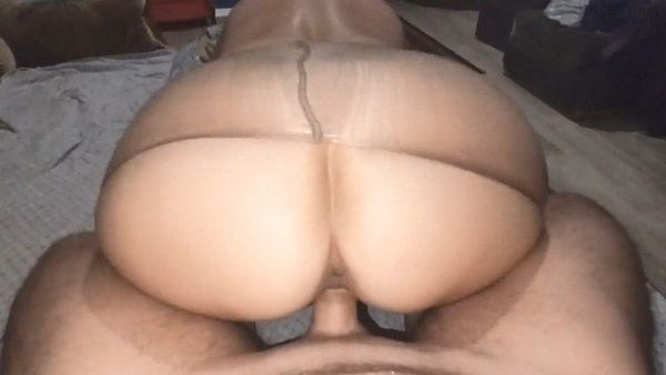 Creampie Inside Mom in Pantyhose HD 1080p