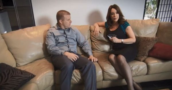 MILF 1486 – Mother's Date Draining – HD