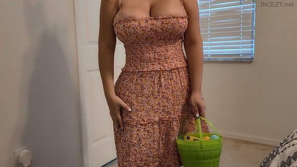 Big Ass Mom Cheats On her Husband With Her Son On Easter HD 1080p